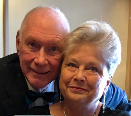Barry and Leslie Henderson