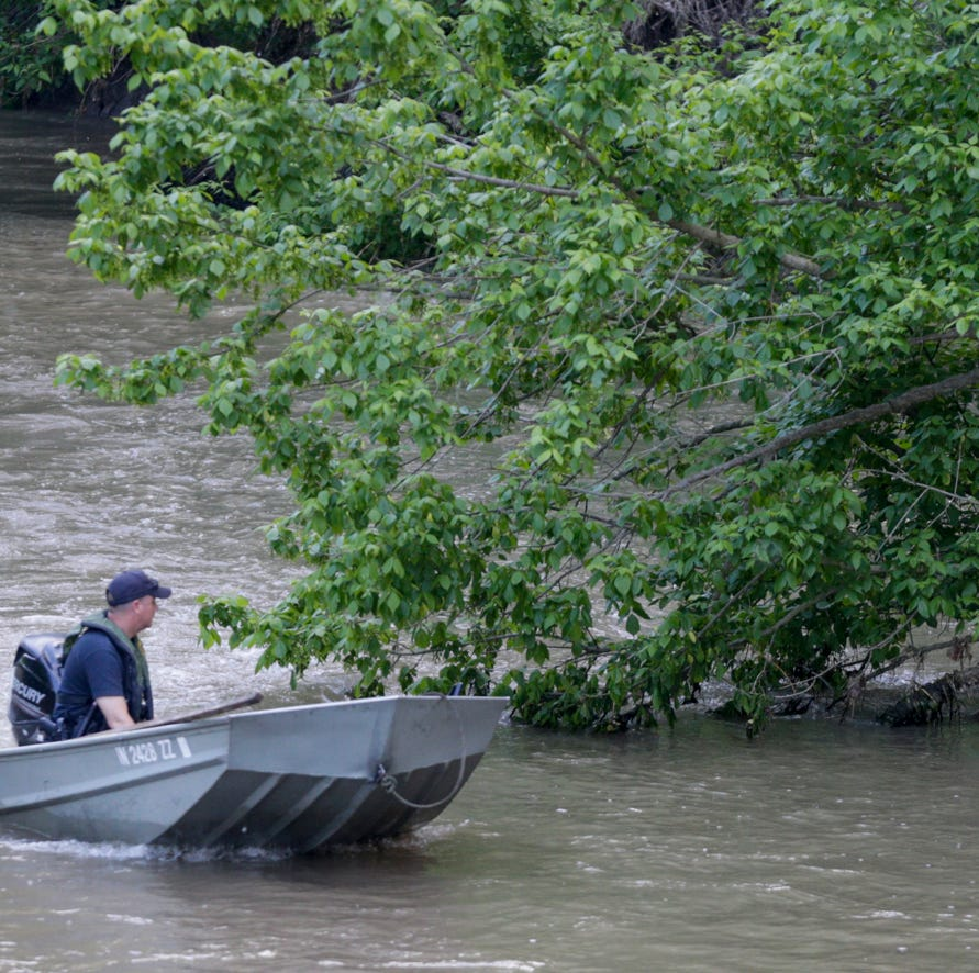 4-year-old Monticello boy swept away in flooded creek in Delphi, search continues Saturday