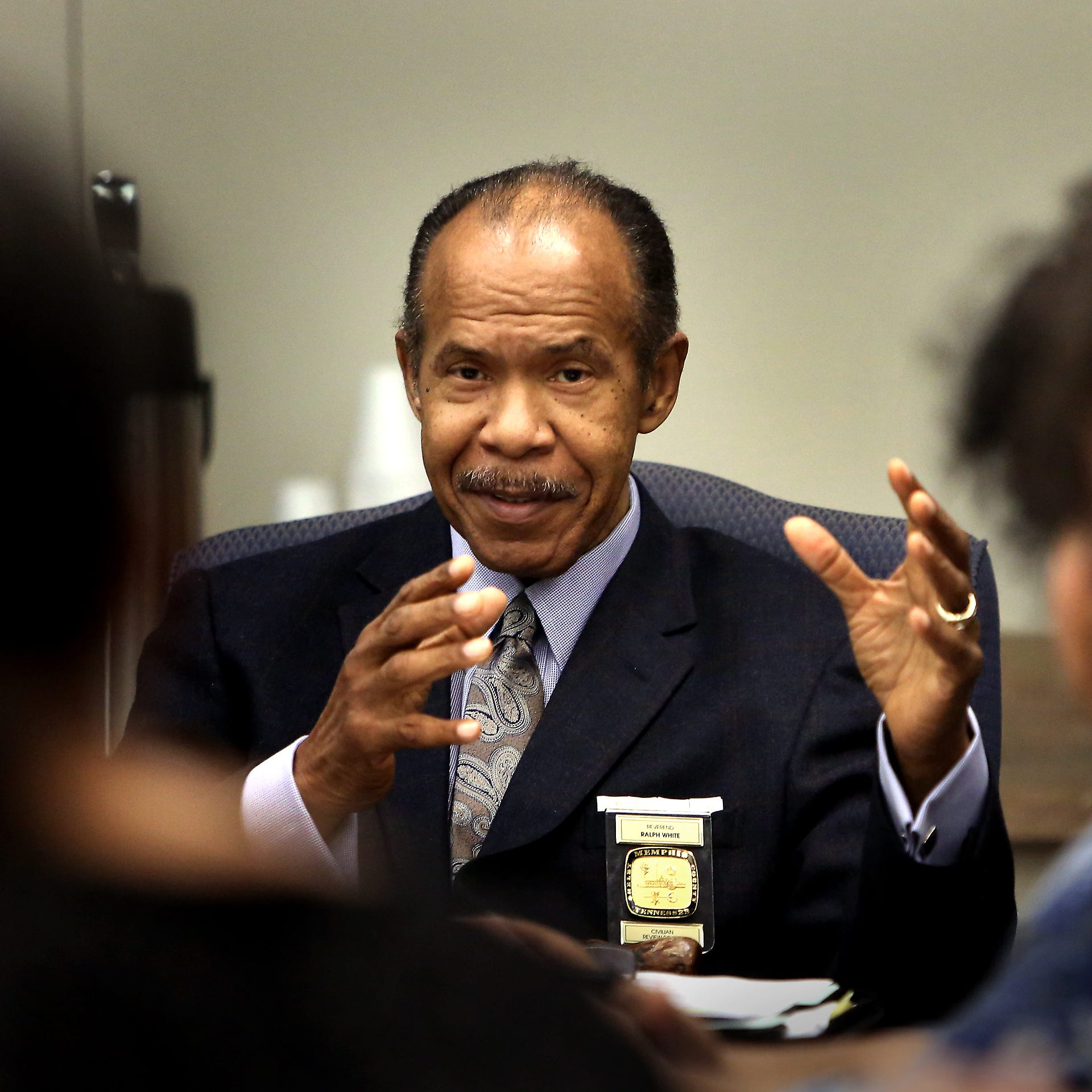 Memphis preacher the Rev. Ralph White has died, according to Mayor Strickland