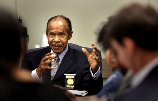 Rev  Ralph White: Bloomfield Baptist Church Memphis dies
