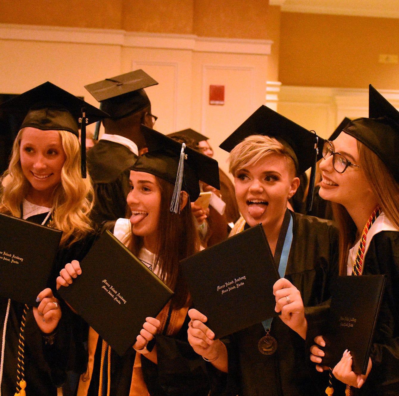 Class of 2019: Marco Island Academy seniors graduate