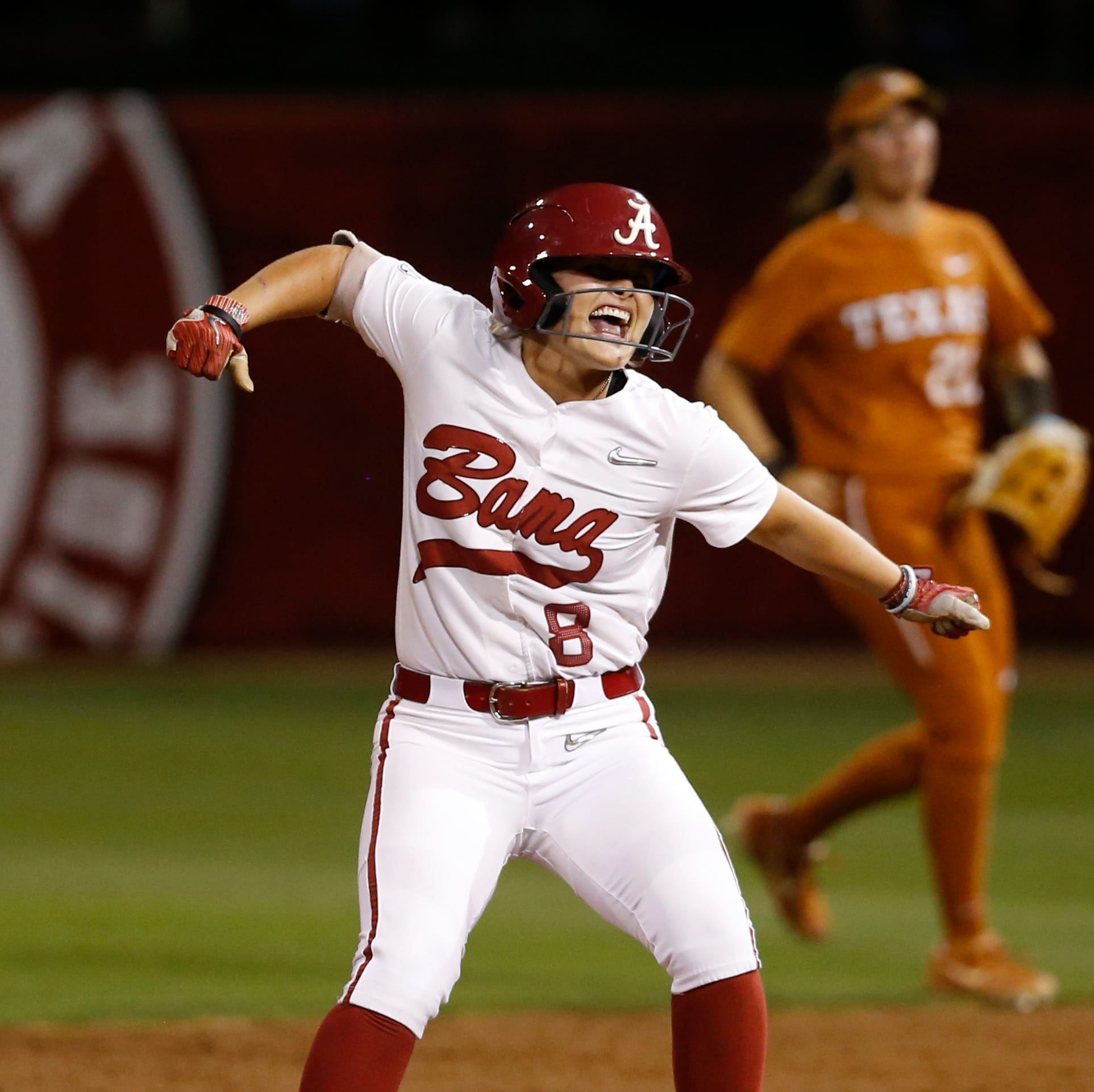 Alabama bats come alive in Game 3 to secure first WCWS bid since 2016