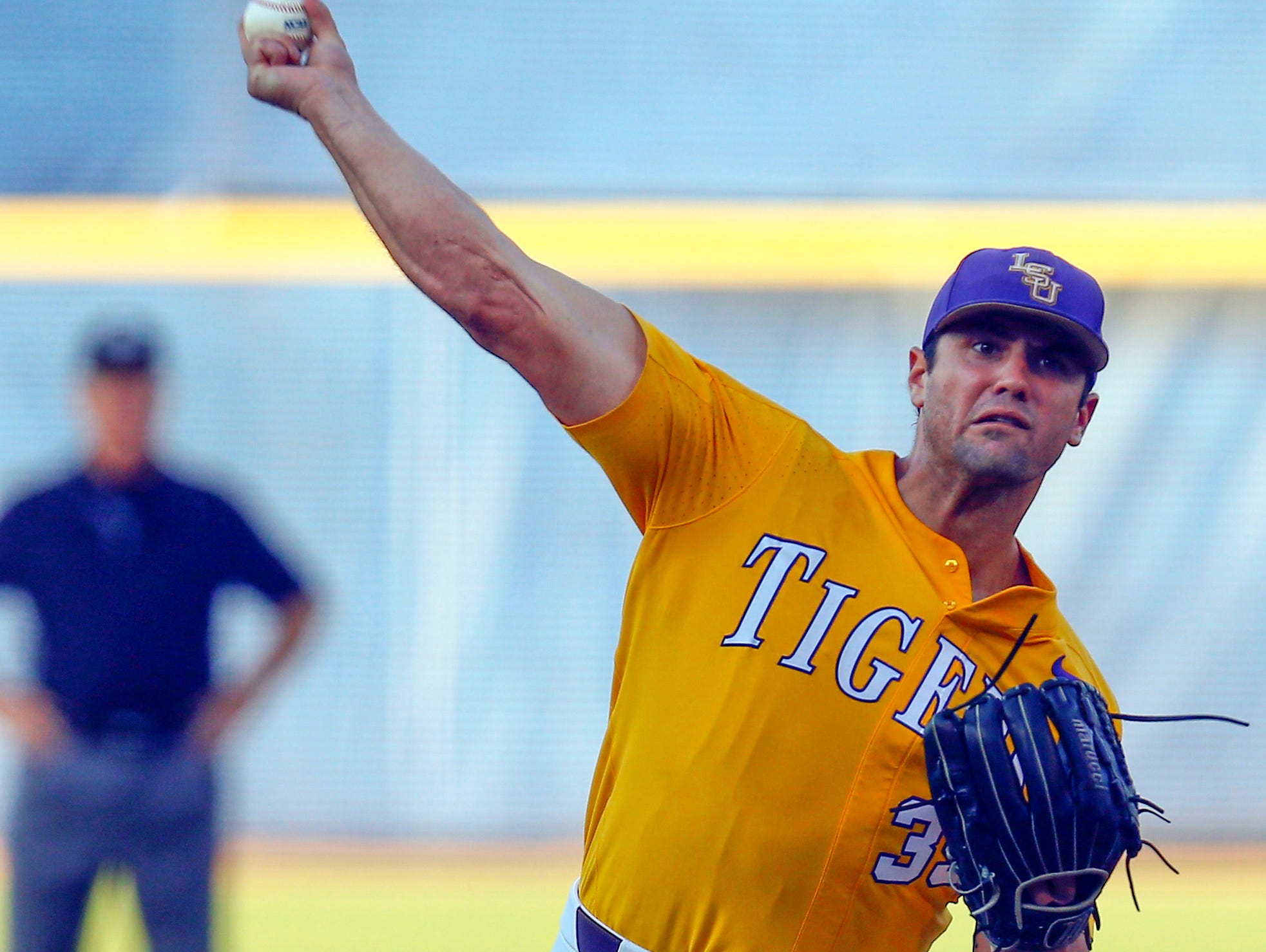 Mainieri Mercy! LSU 10-run rules Miss. St. just 2 nights after zeroes in 14 of 17 innings