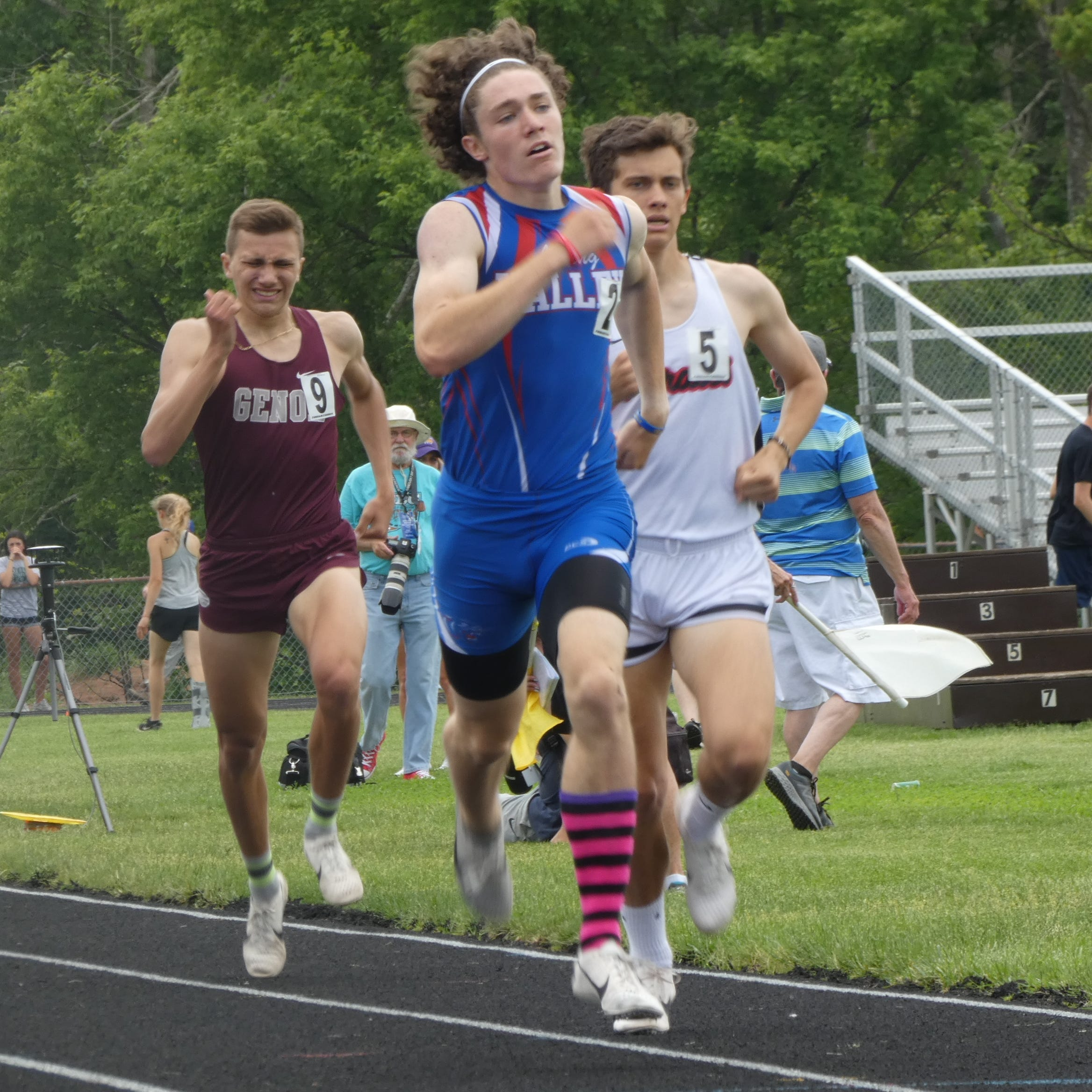 Licking Valley's Felumlee turns in elite performance to earn state bid