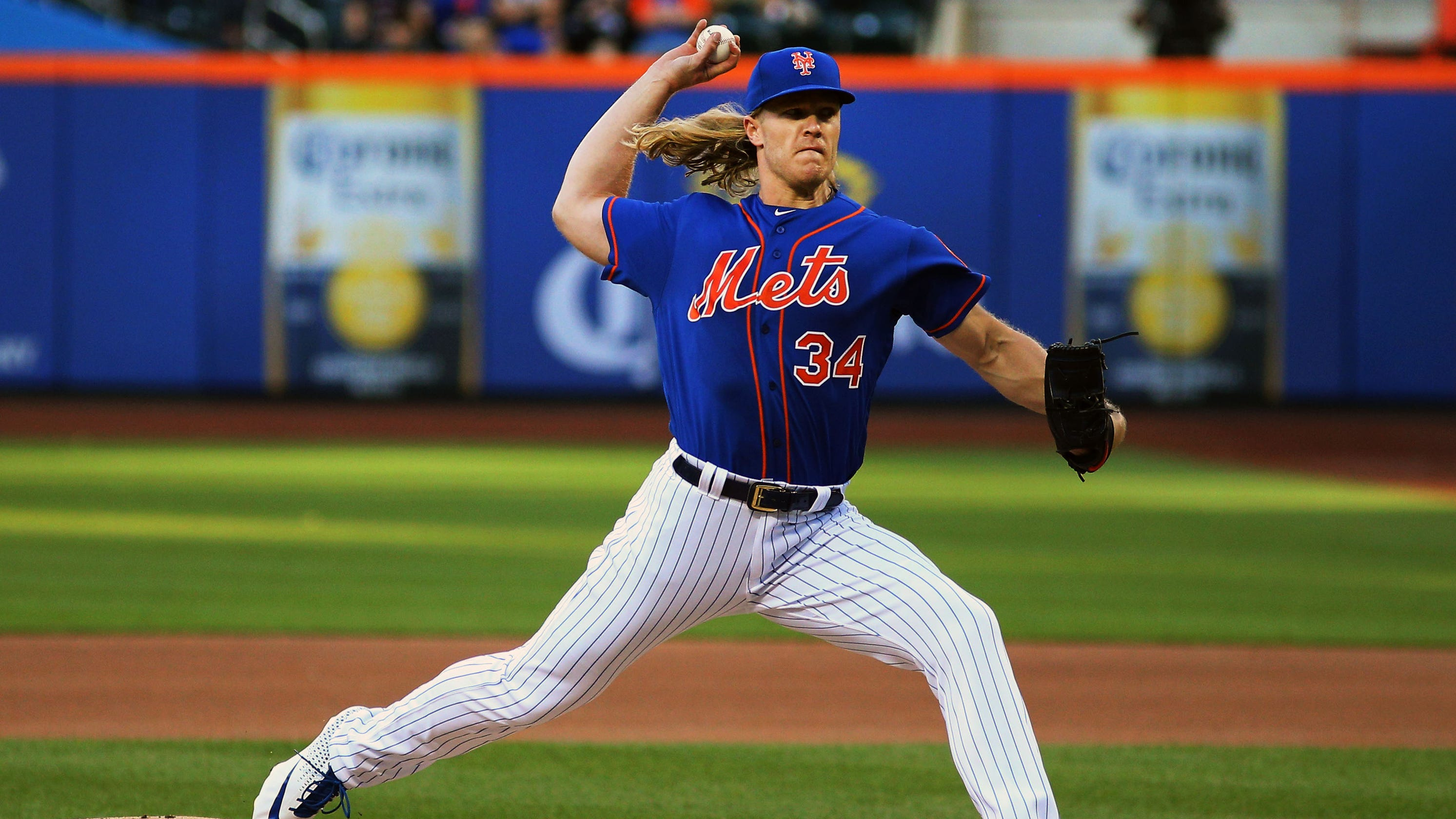 Los Angeles Dodgers, New York Mets Announce Lineups For