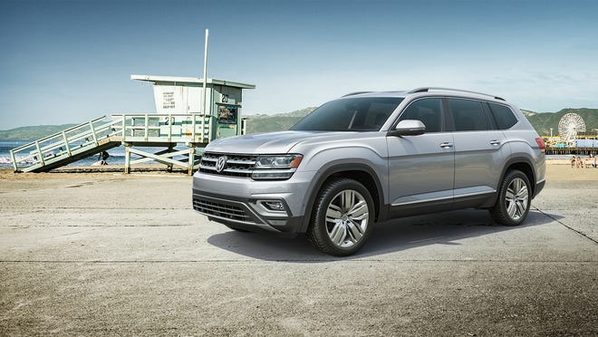 The 2019 Volkswagen Atlas offers everyday usability and utility.