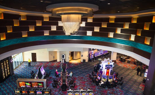 Harrah's Ak-Chin Hotel and Casino in Maricopa is celebrating 25 years.