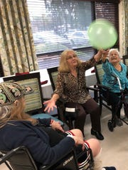 The Palazzo's Life Enrichment team puts together a full calendar of fun events each month.