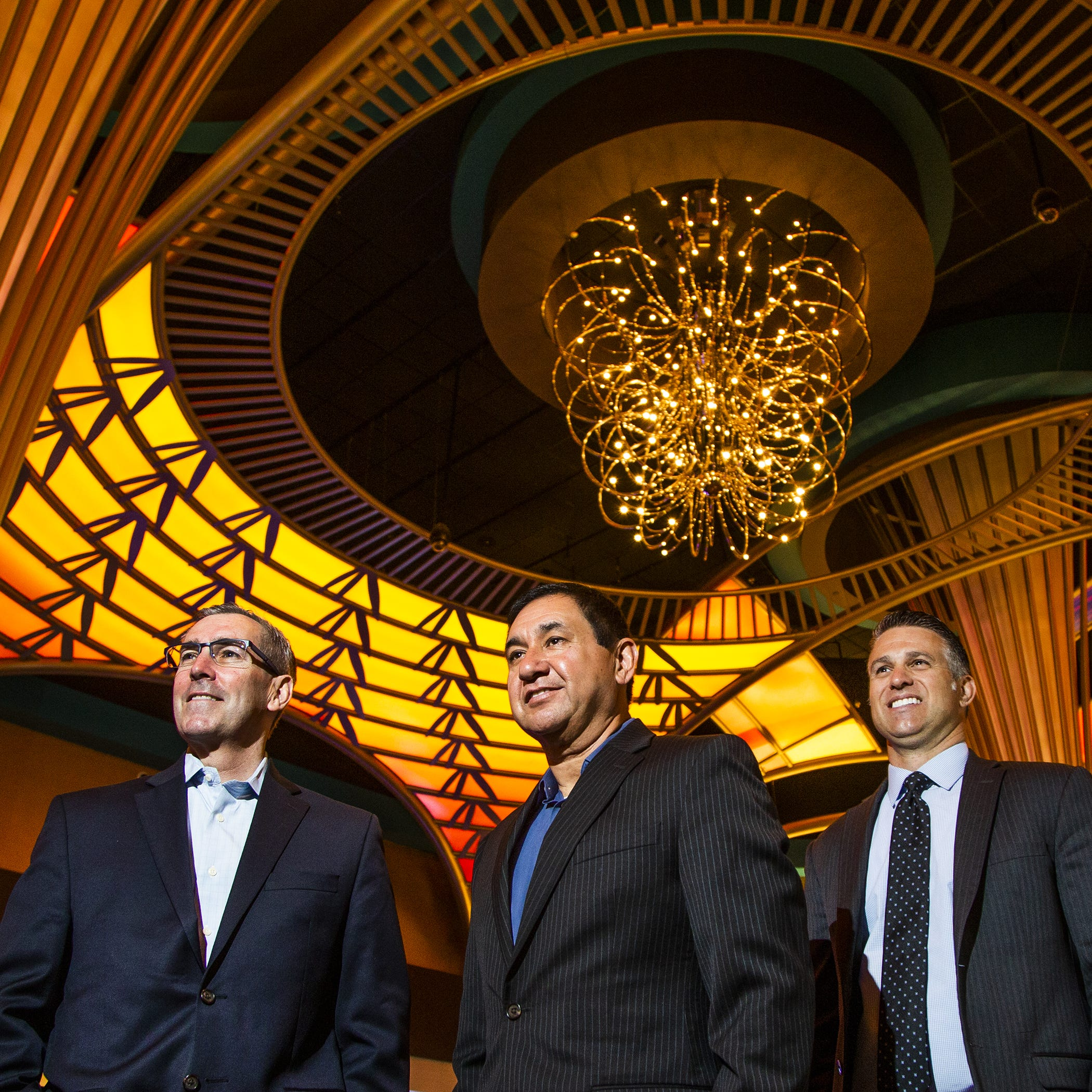 $180 million renovation marks 25 years of successful Harrah's partnership with Ak-Chin tribe