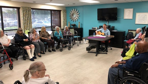 To create an environment where seniors engage in meaningful activities and are empowered to contribute to their community, The Palazzo has adopted Montessori-based dementia programming.