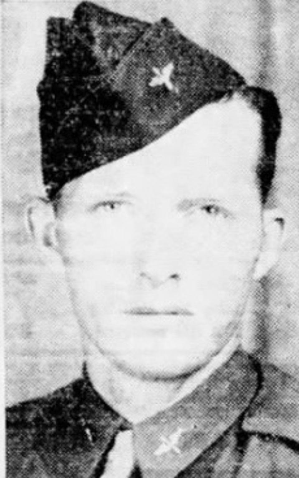 Benjamin Scoggan, formerly of Port Huron, died during WWII.