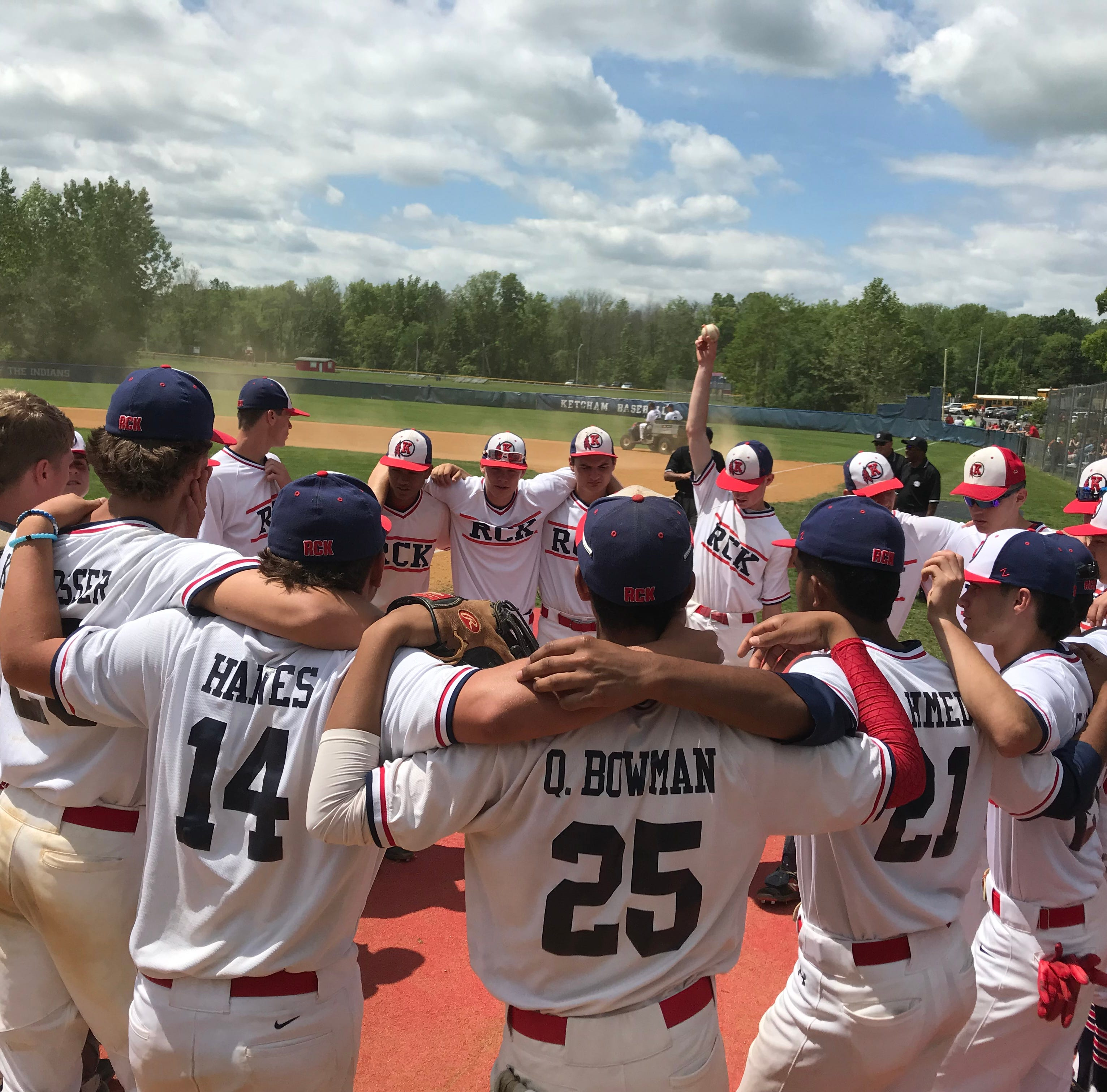 Baseball: Ketcham's Bowman delivers the goods, as Indians beat Mamaroneck in semifinal