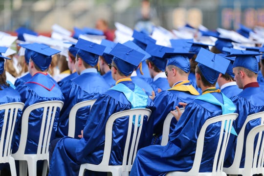 Waynesboro Area Senior High School's graduation was on May 23, 2019.