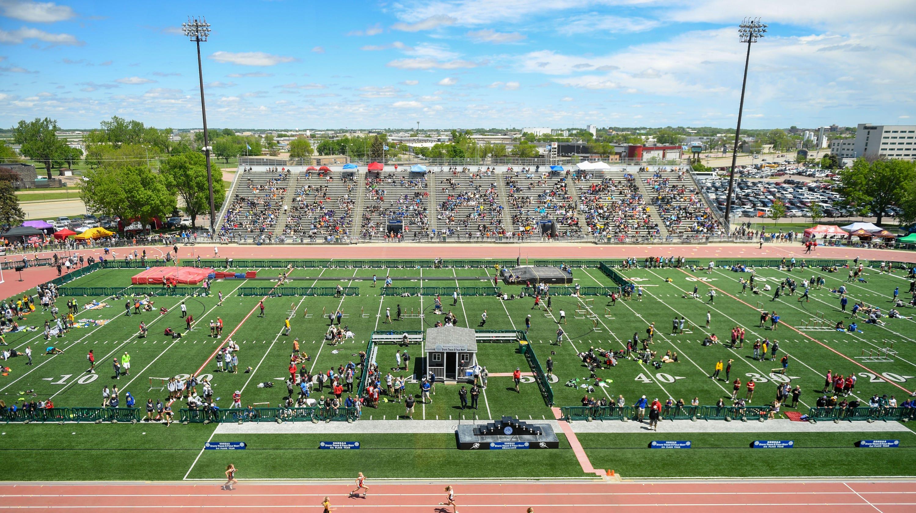 2019 South Dakota High School State Track and Field Meet