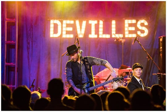 Randall Shreve and the Devilles will perform this year at the Rock House Music Festival in Reeds Spring.