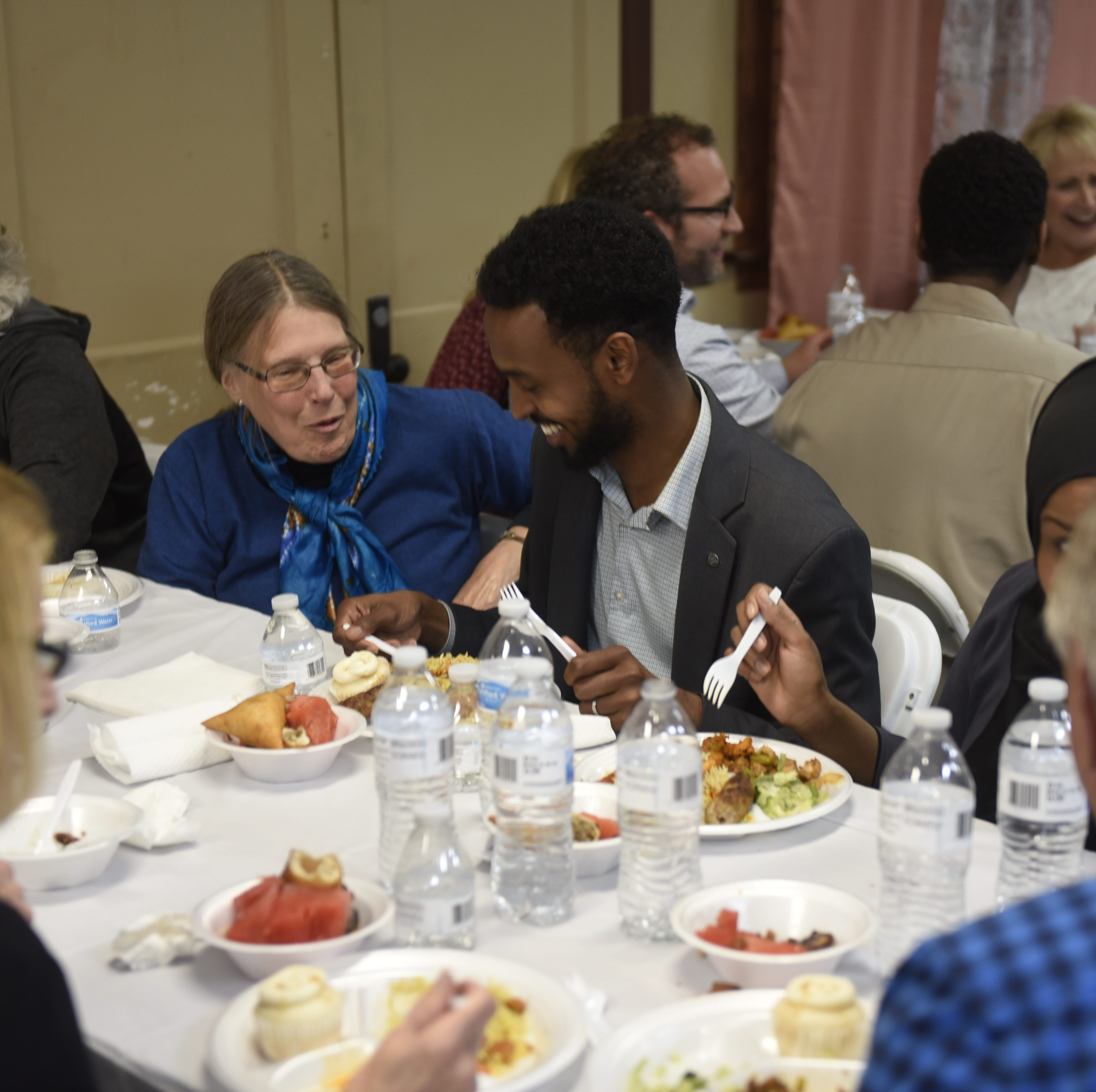 St. Cloud iftar brings community together to break the fast