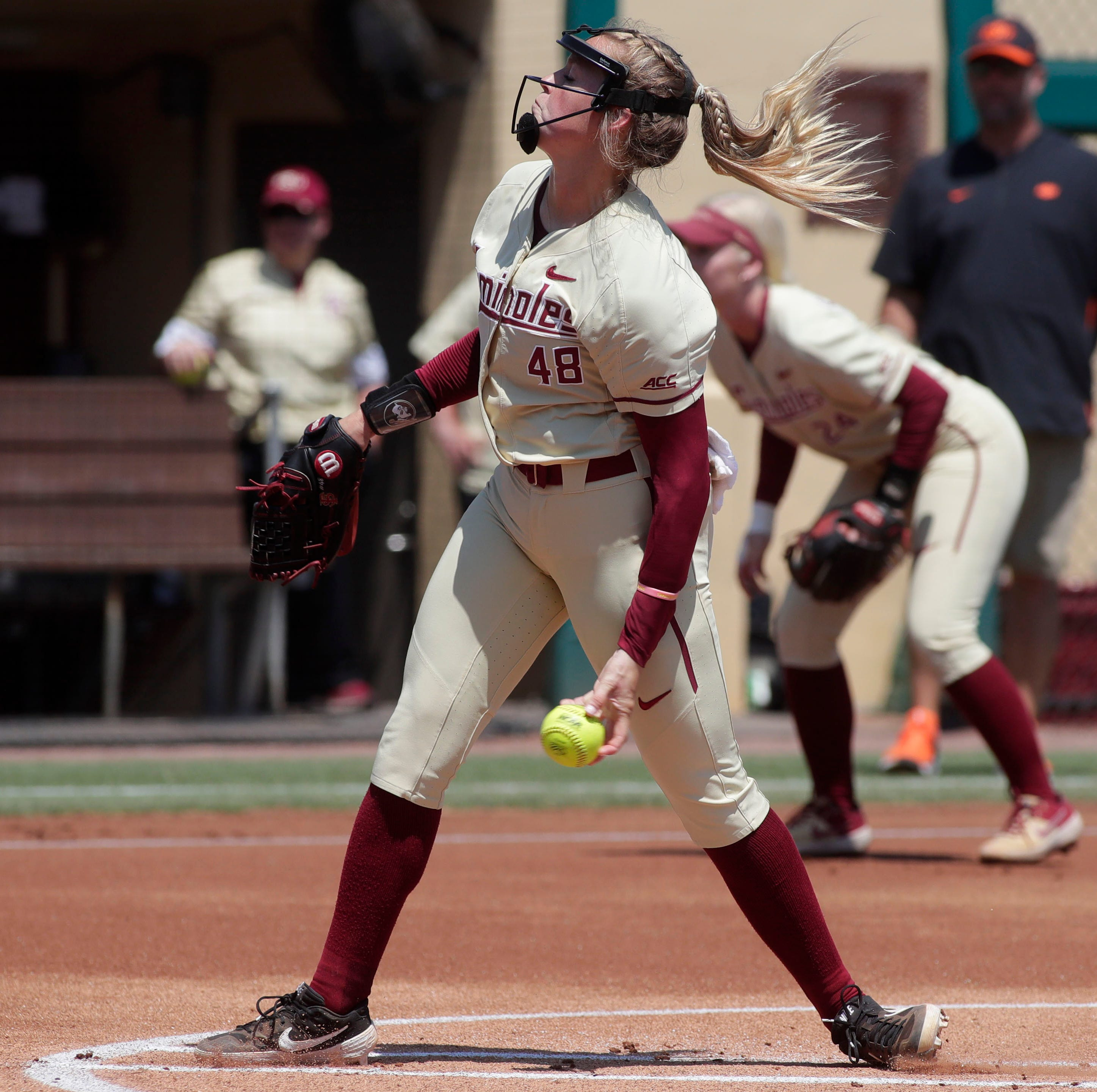 Meghan King's competitive drive made her one of Florida State softball's best