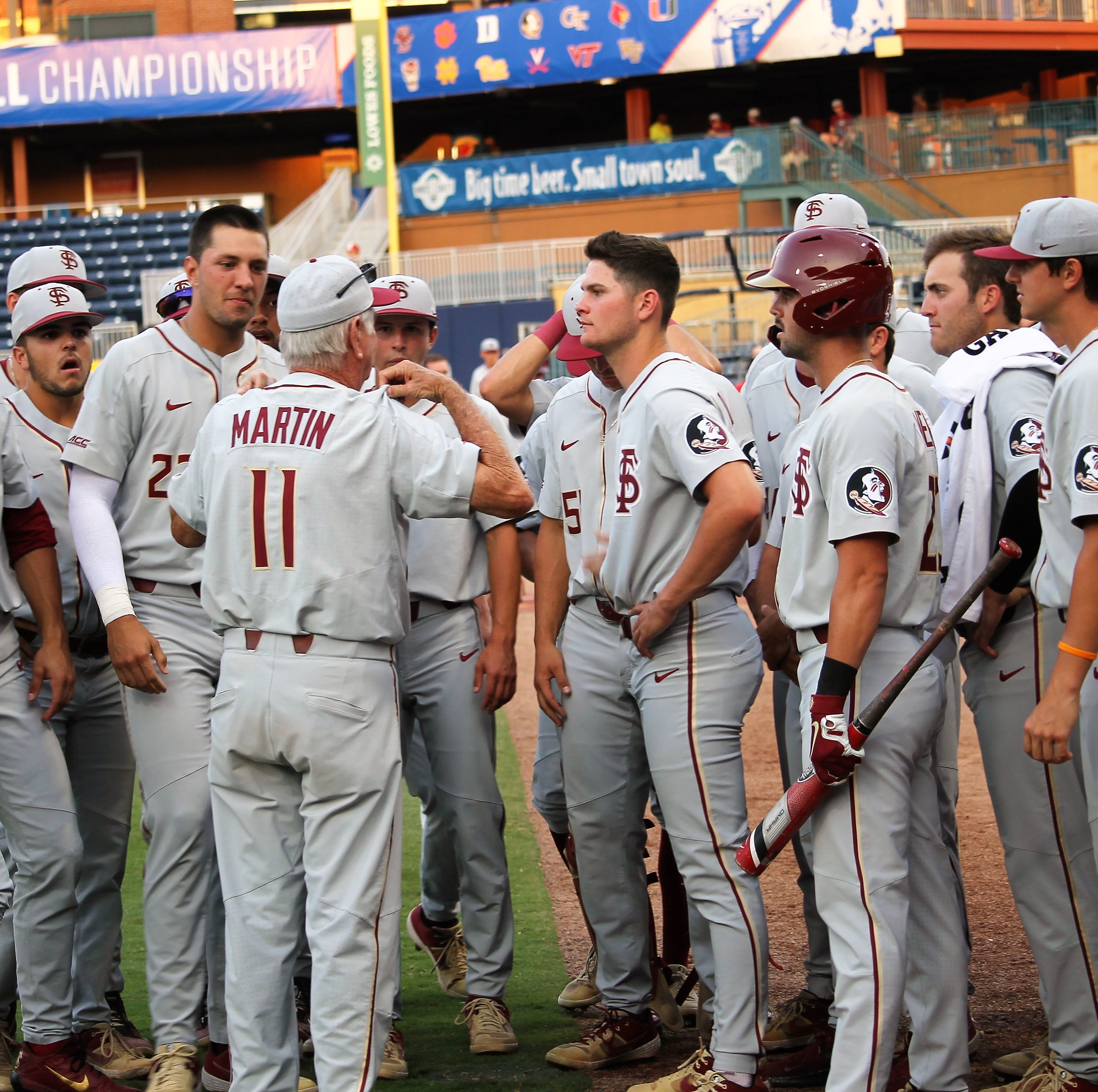 Florida State baseball NCAA Tournament update: May 26