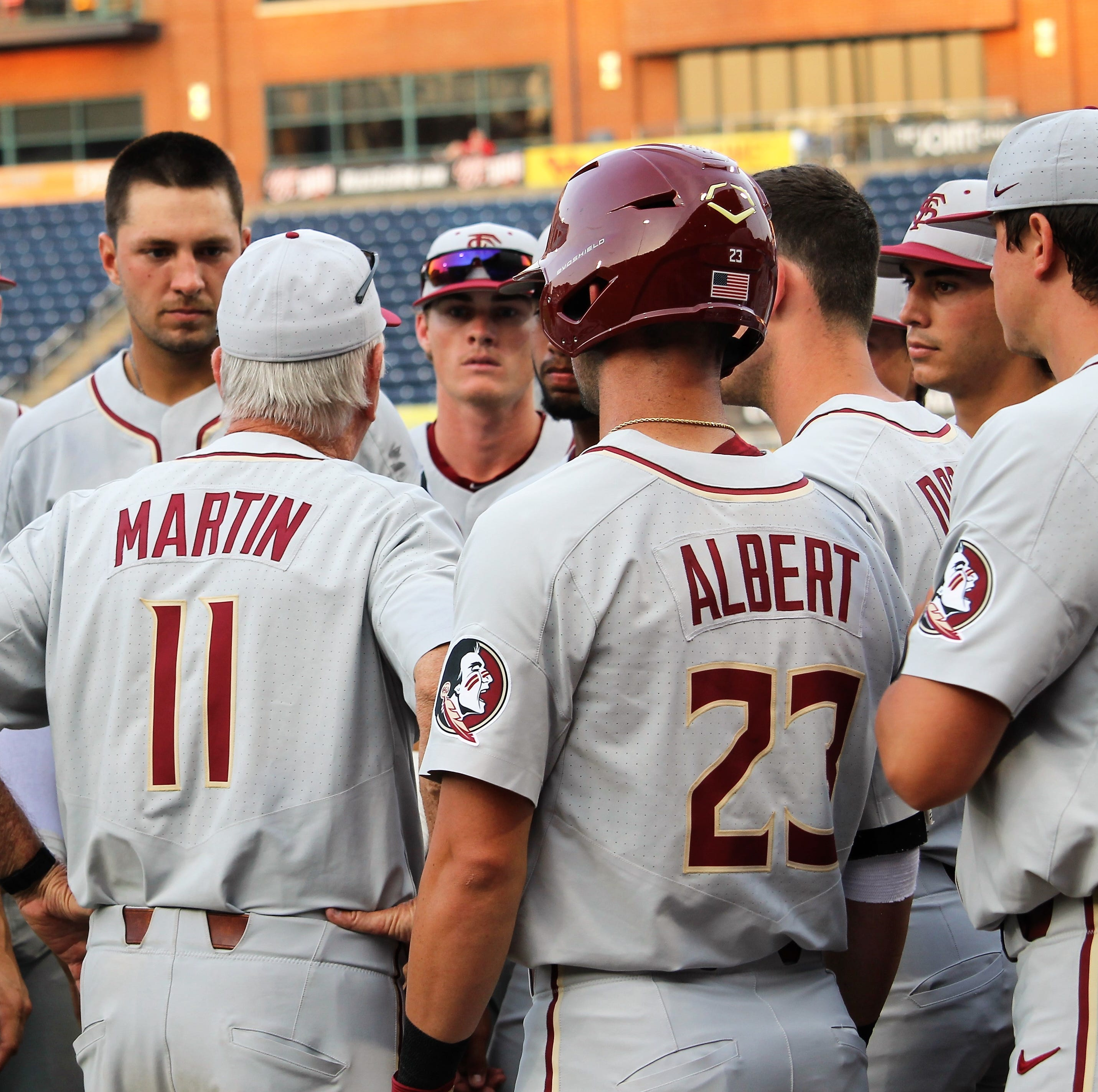 Florida State thrashes No. 14 North Carolina State for run rule victory in ACC Tournament