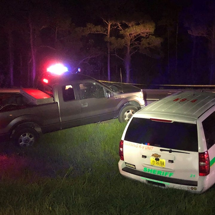 'Career criminal' killed in Interstate 95 shootout with Indian River deputies