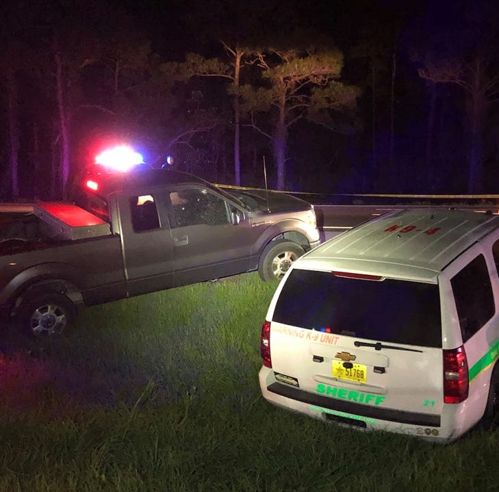 """Career criminal"" killed in Interstate 95 shootout with Indian River deputies"
