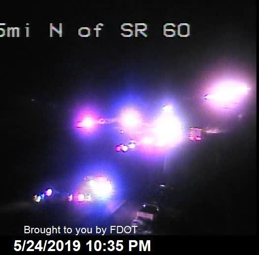 Officer-involved shooting closes I-95 in Indian River County