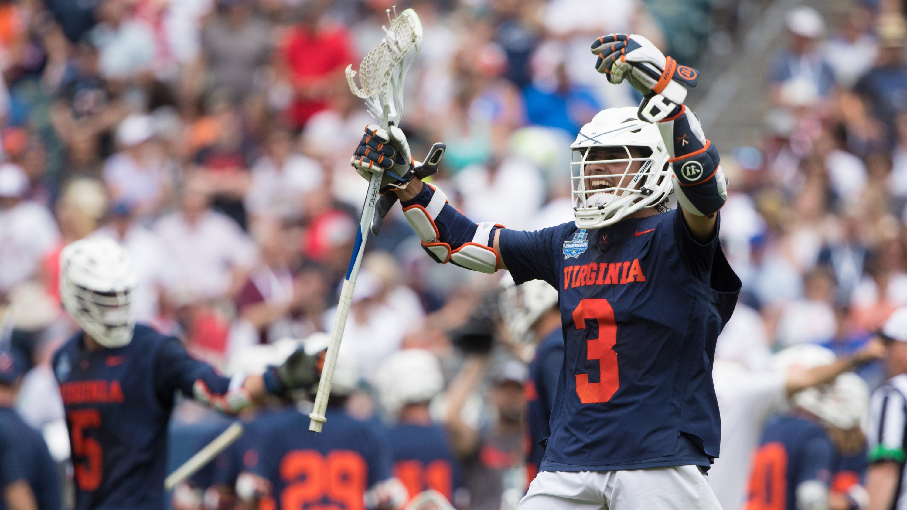 Virginia rallies, upends Duke in double overtime to reach NCAA championship game