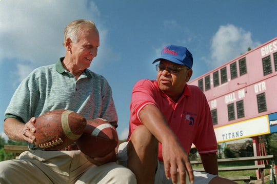 Bill Yoast, former high school football coach portrayed in 'Remember the Titans,' dies at 94
