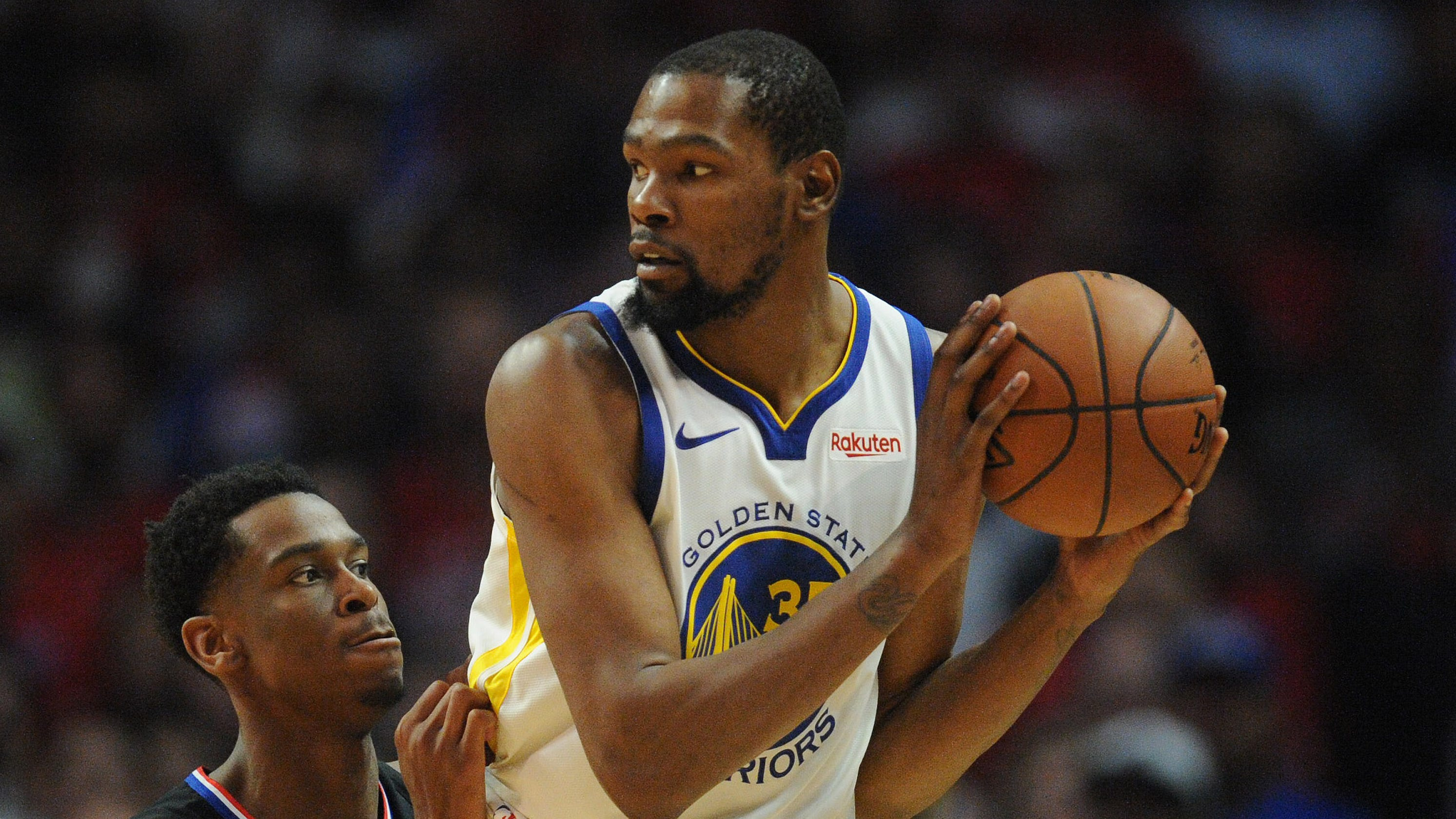 Kevin Durant shoots down notion Warriors are better without him