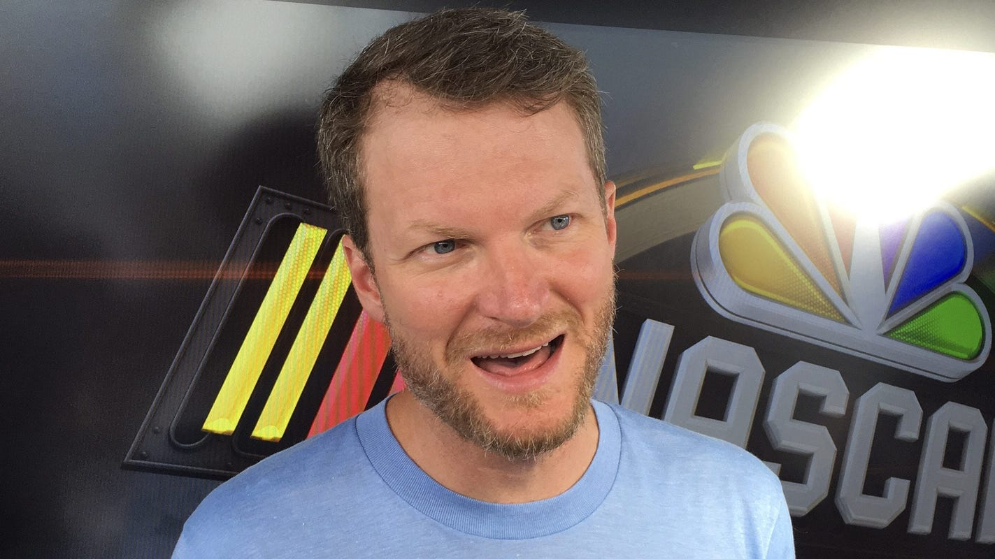 Dale Earnhardt Jr. wants NASCAR in Nashville; would race if it returns