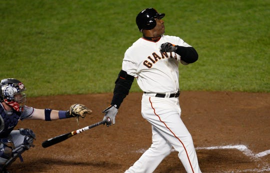 Bonds is baseball's all-time home run leader.
