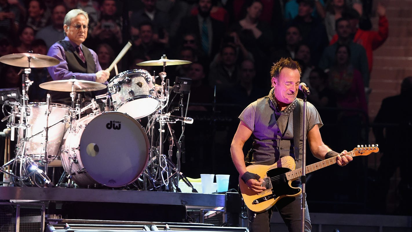 Max Weinberg has explained how to listen to new Bruce Springsteen and E Street Band album