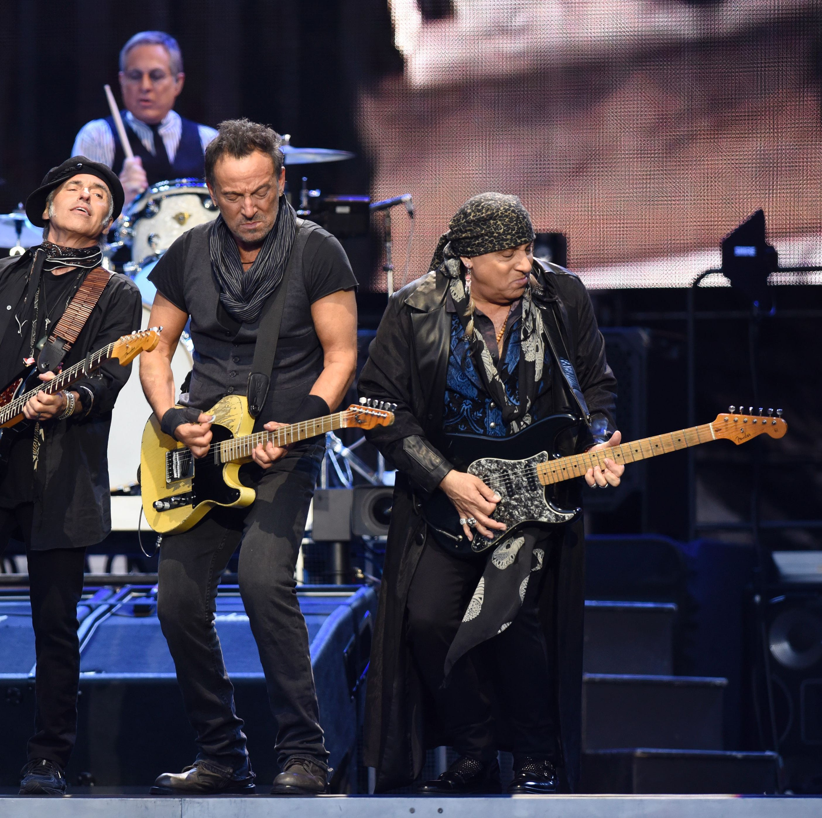 Bruce Springsteen: I'm recording with the E Street Band in the fall