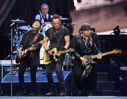 Bruce Springsteen and the E Street Band on May 17, 2016.