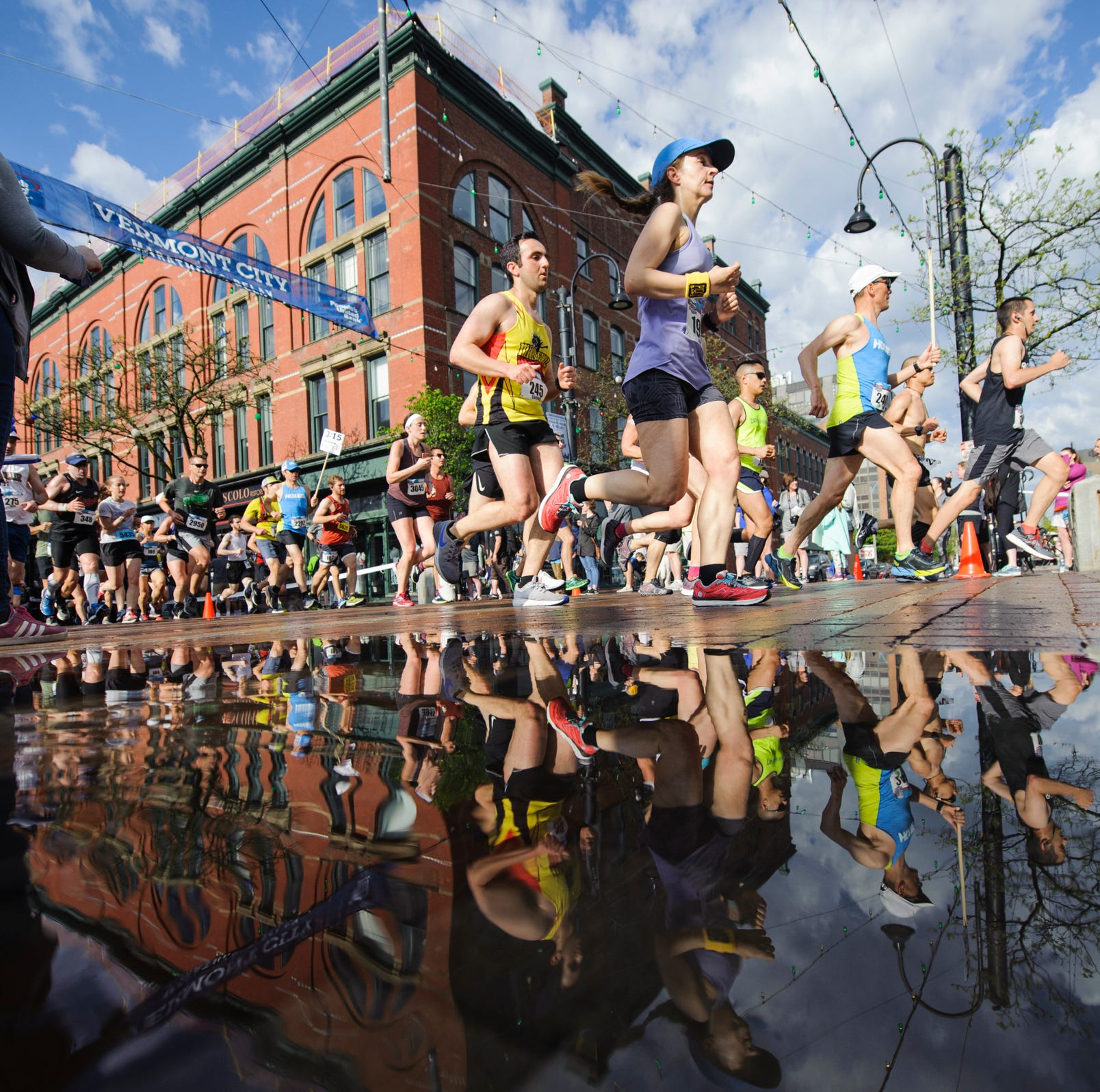 Vermont City Marathon highlights: Runners storm to victories after weather delay