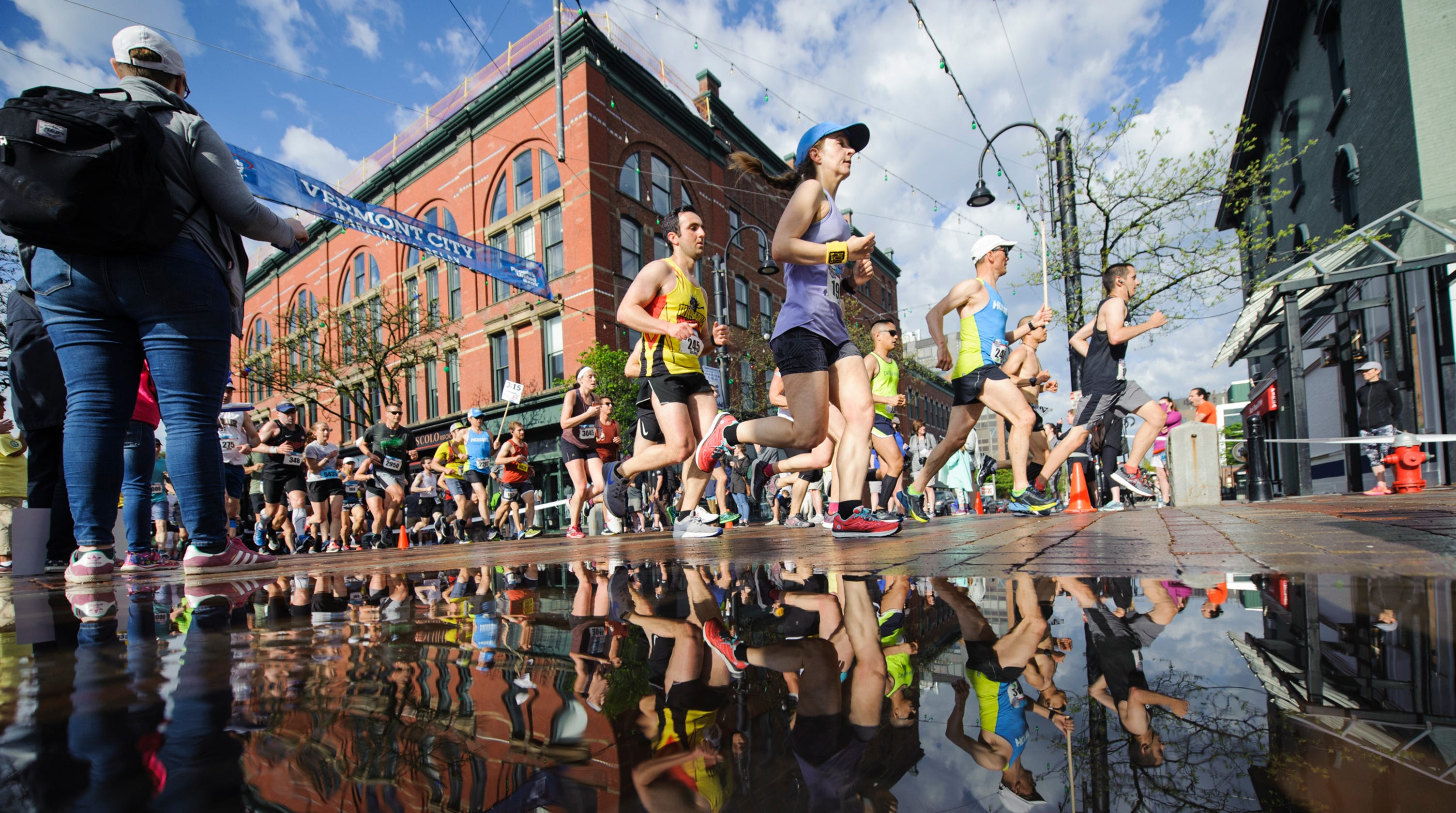Vermont City Marathon highlights: Runners storm to victories