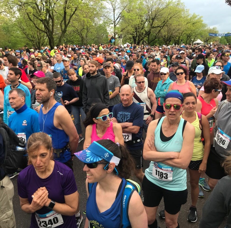 2019 Vermont City Marathon: Live updates from the race