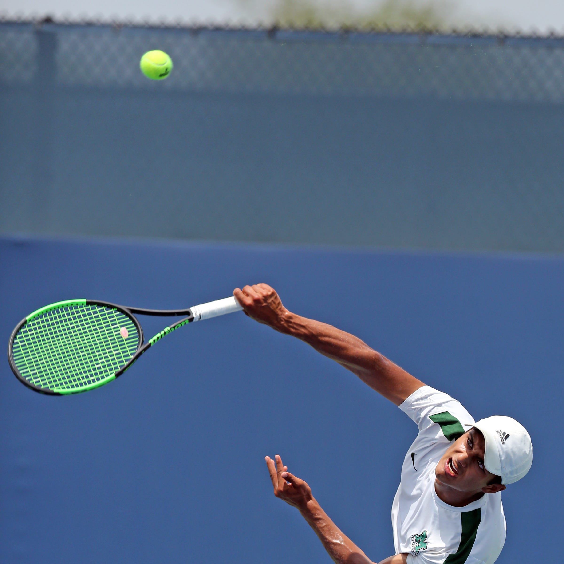 St. Xavier, Mason boys tennis split in the Division I singles, doubles state finals