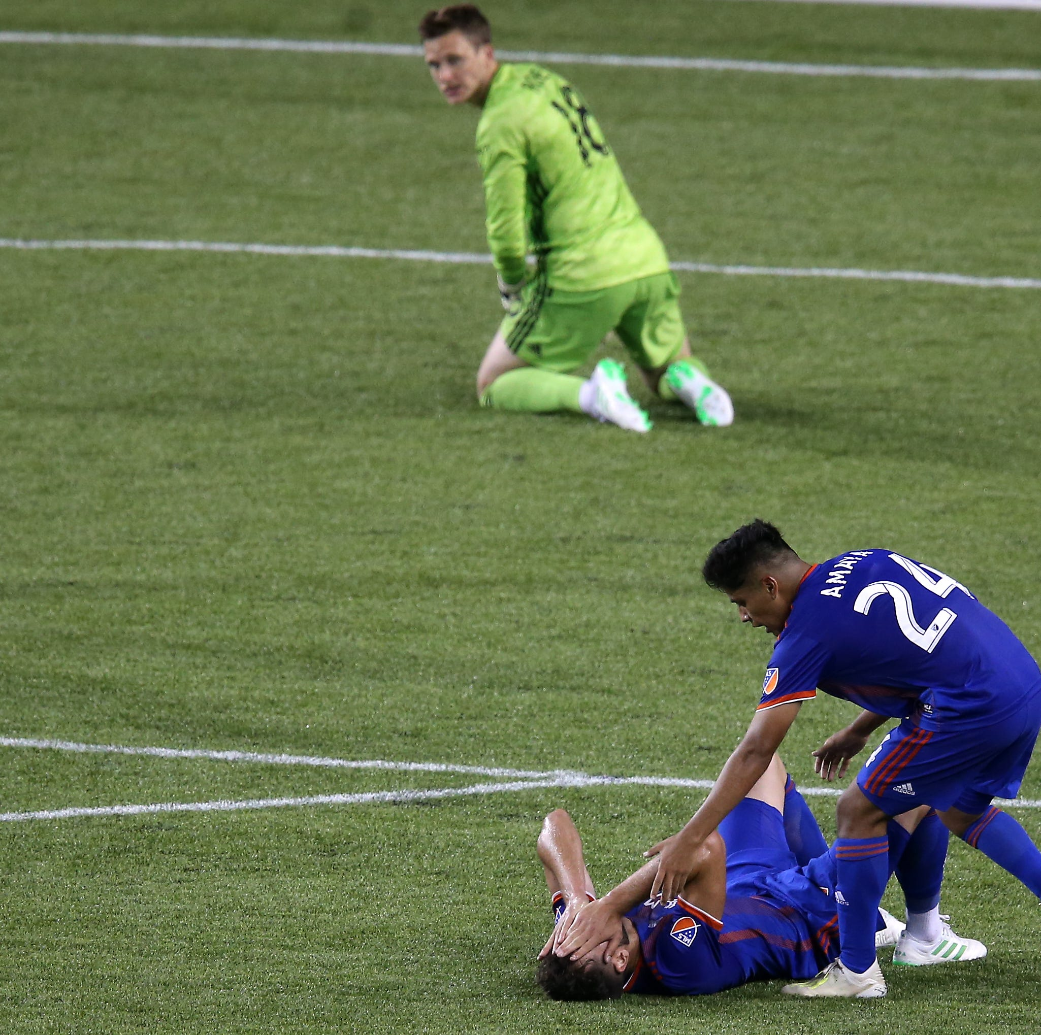 Takeaways: A loss that shouldn't have been for FC Cincinnati