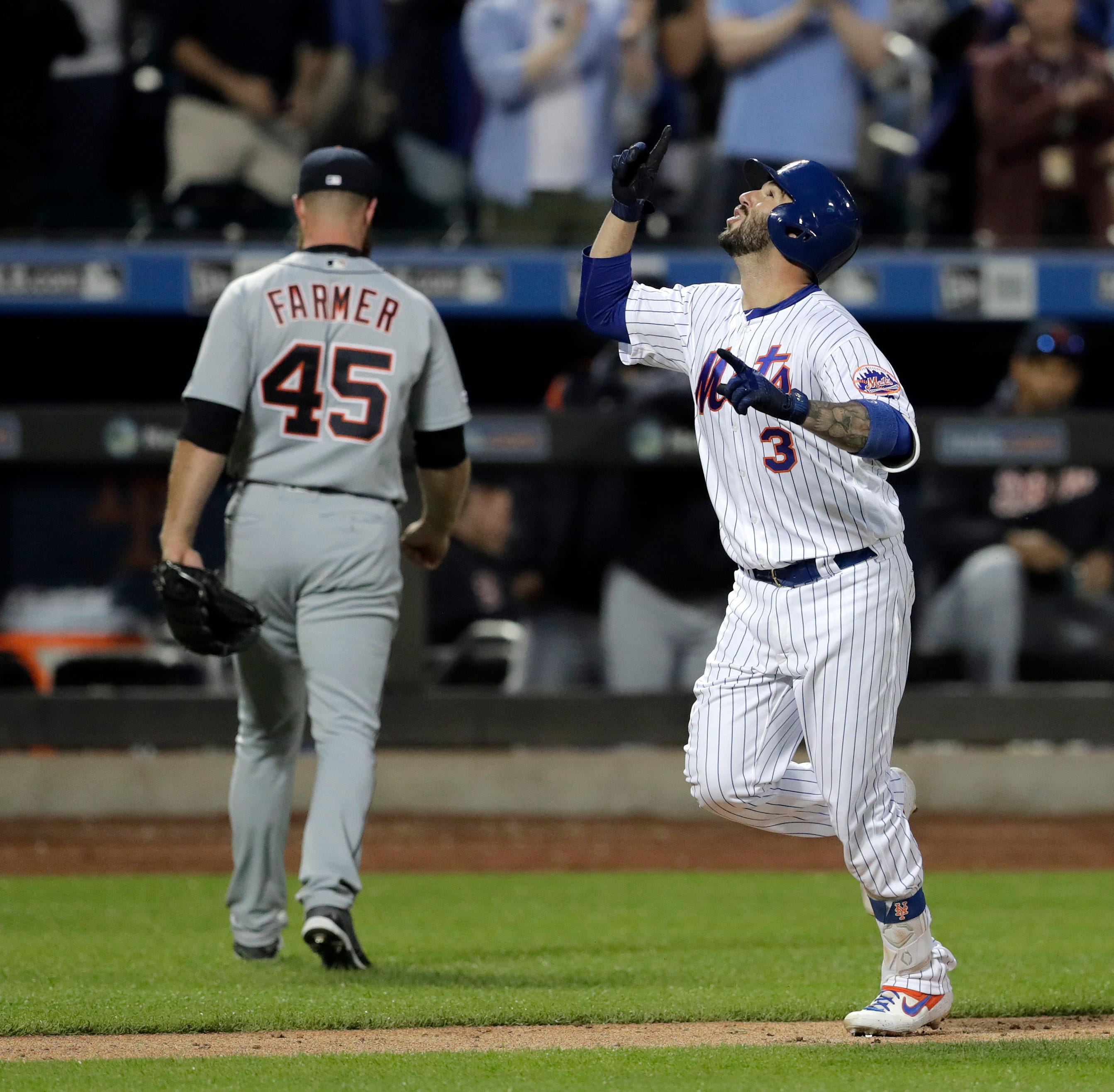 Unlucky 13: Tigers back to losing, fall to Mets on walk-off HR