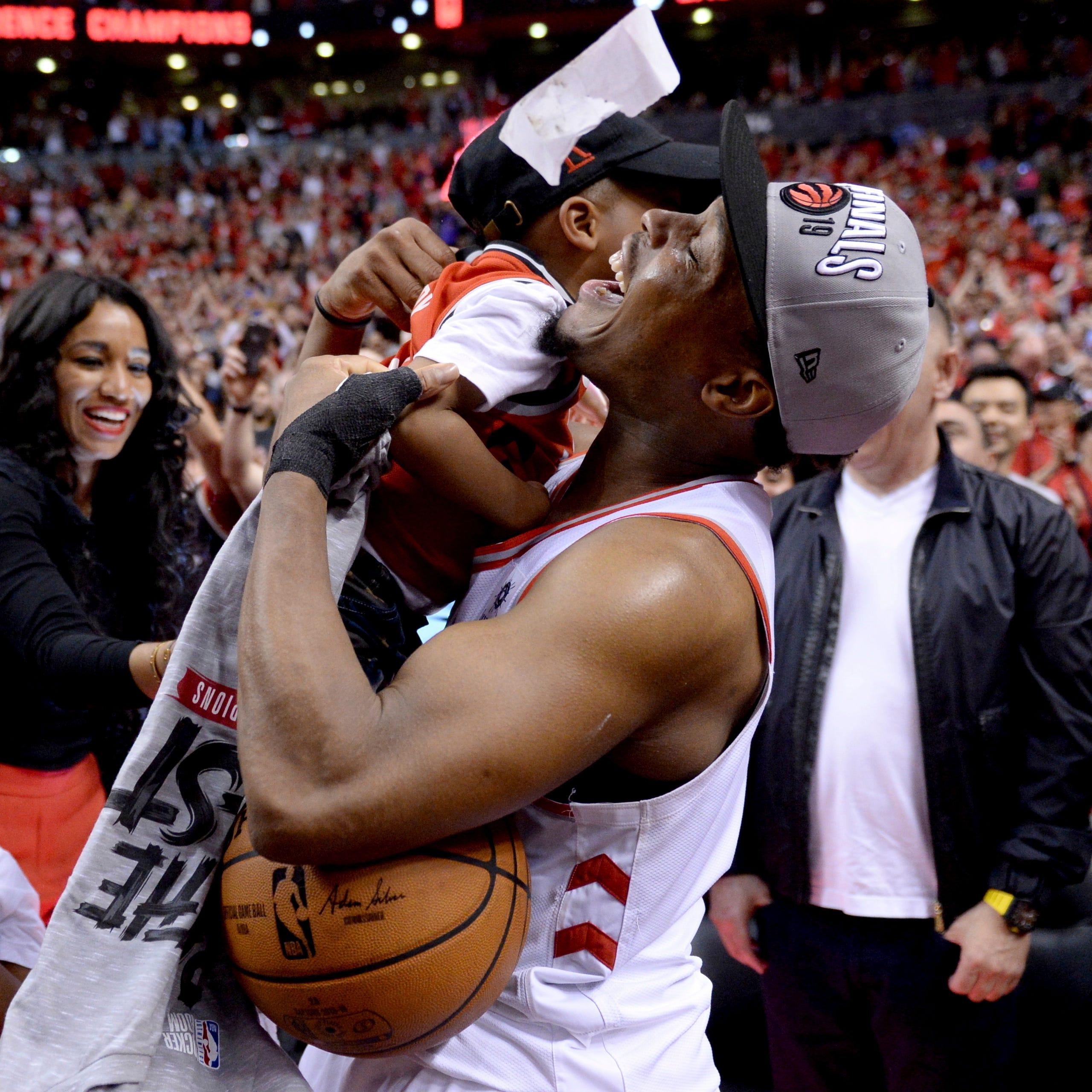 Saturday's NBA playoffs: Raptors stop Bucks, advance to first NBA Finals