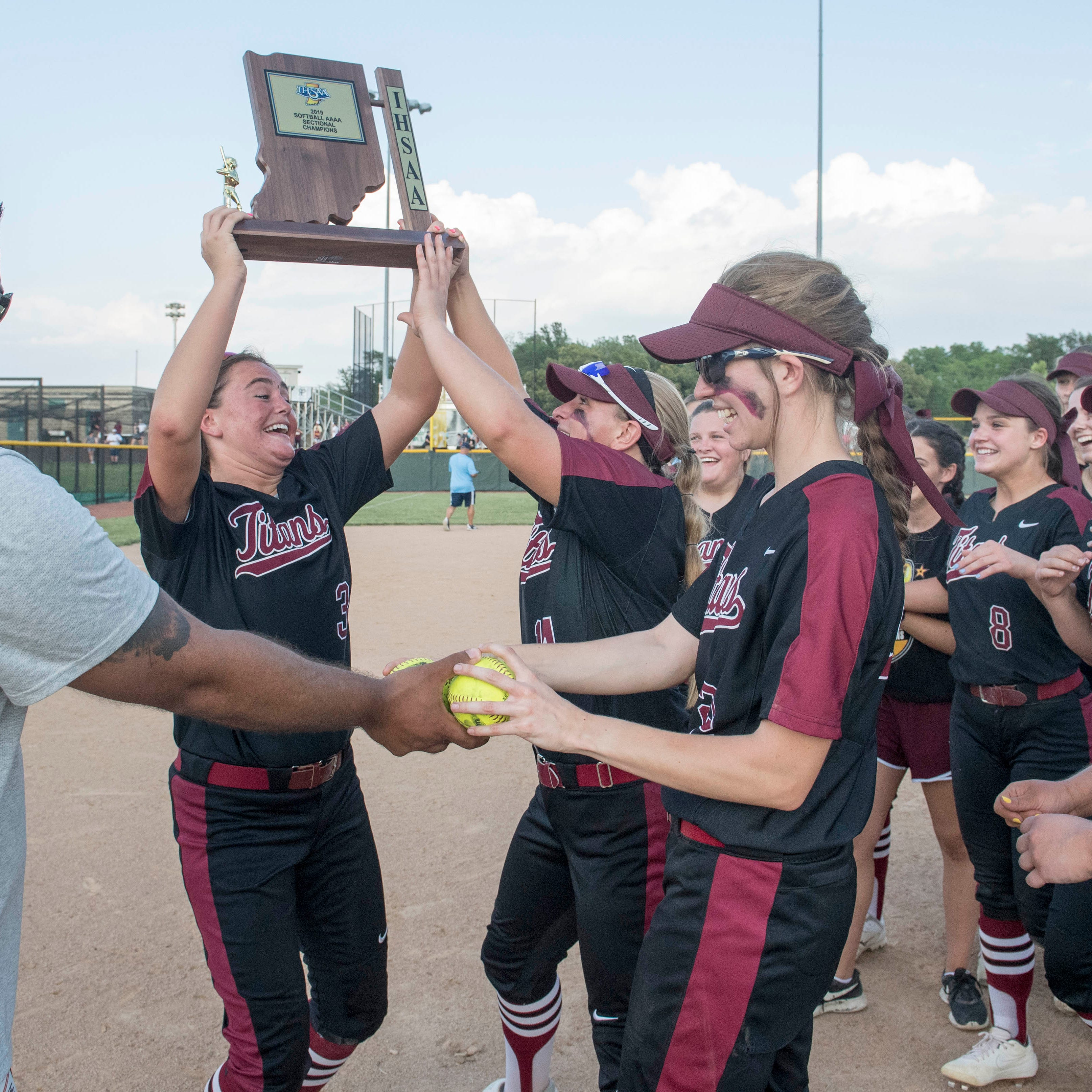 Gibson Southern wins thrilling Class 4A sectional championship over Reitz