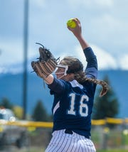 Great Falls High's Anna Toon, last year's Gatorade Player of the Year for Montana softball.