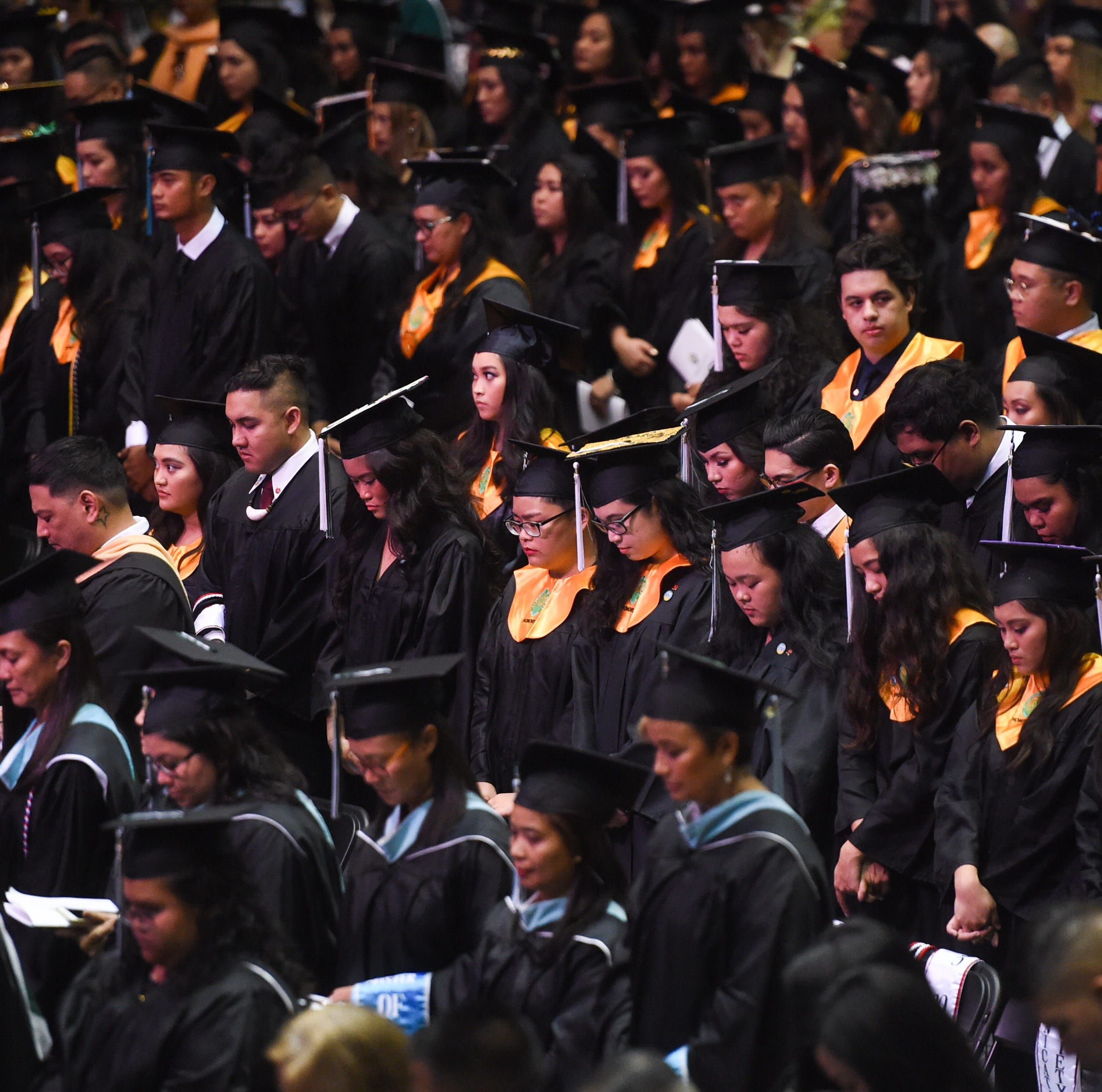Largest graduating UOG class in history urged to remain curious and propel change