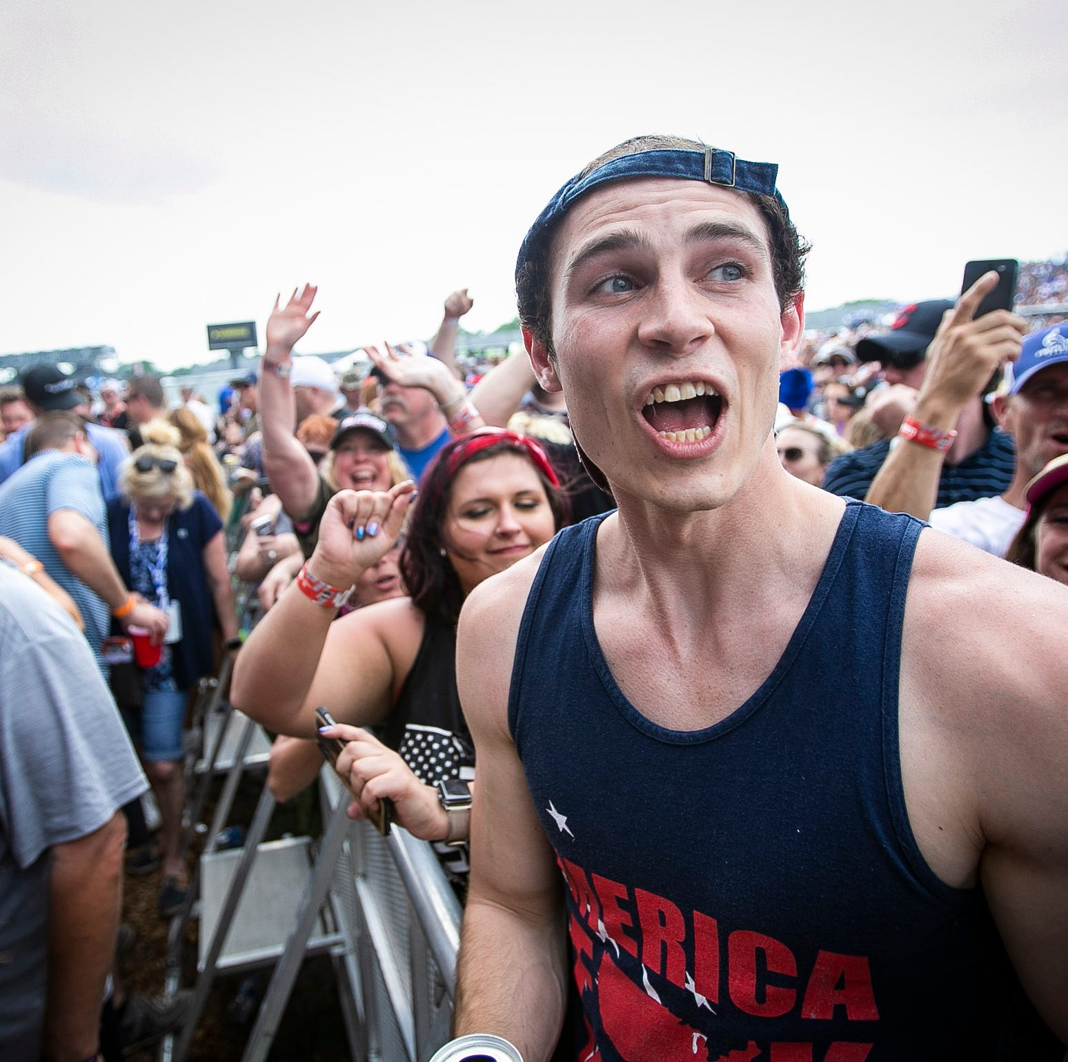 Indy 500 live updates: Traffic, weather and the scene at IMS