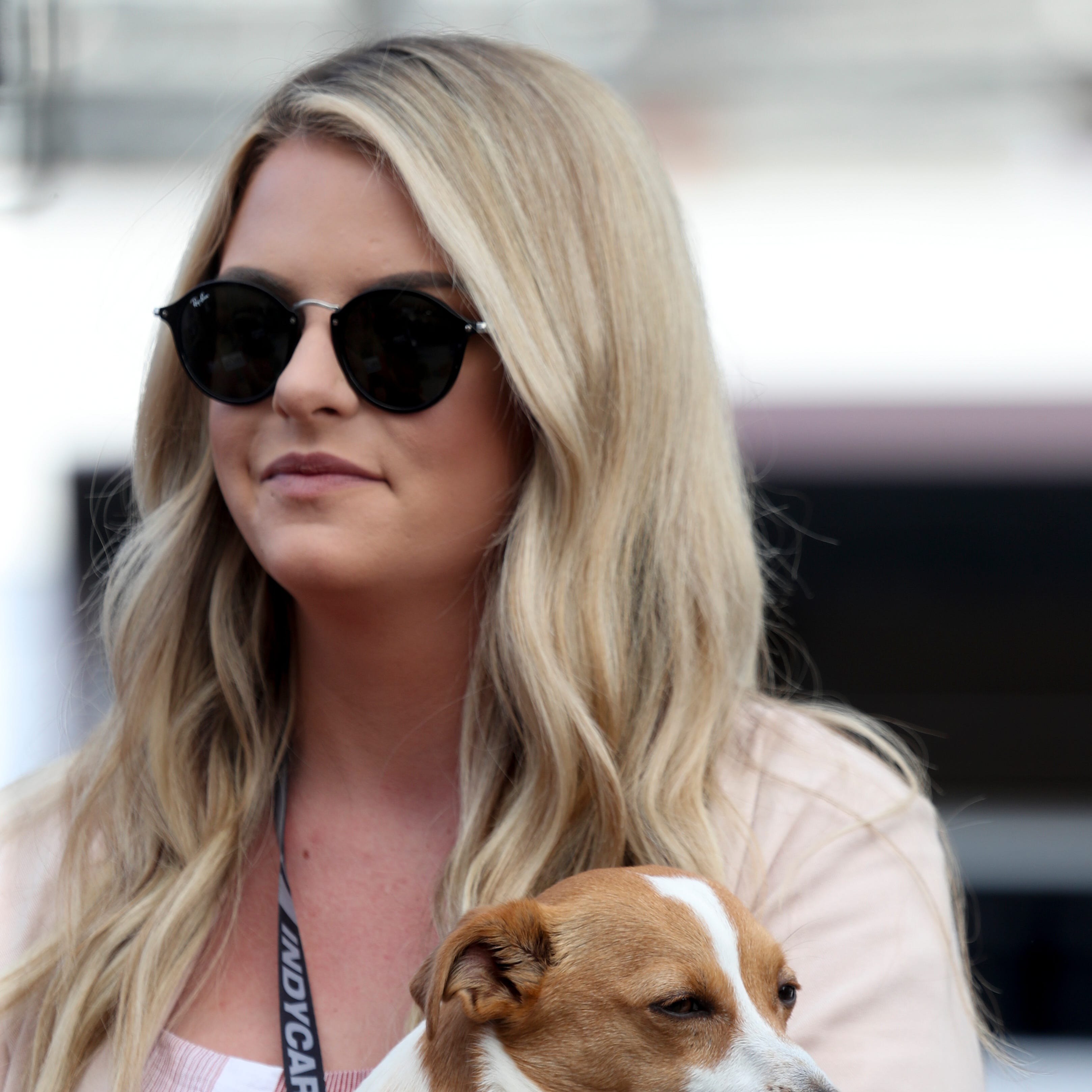 Everything we know about Indy 500 winner Simon Pagenaud's fiancee, Hailey McDermott