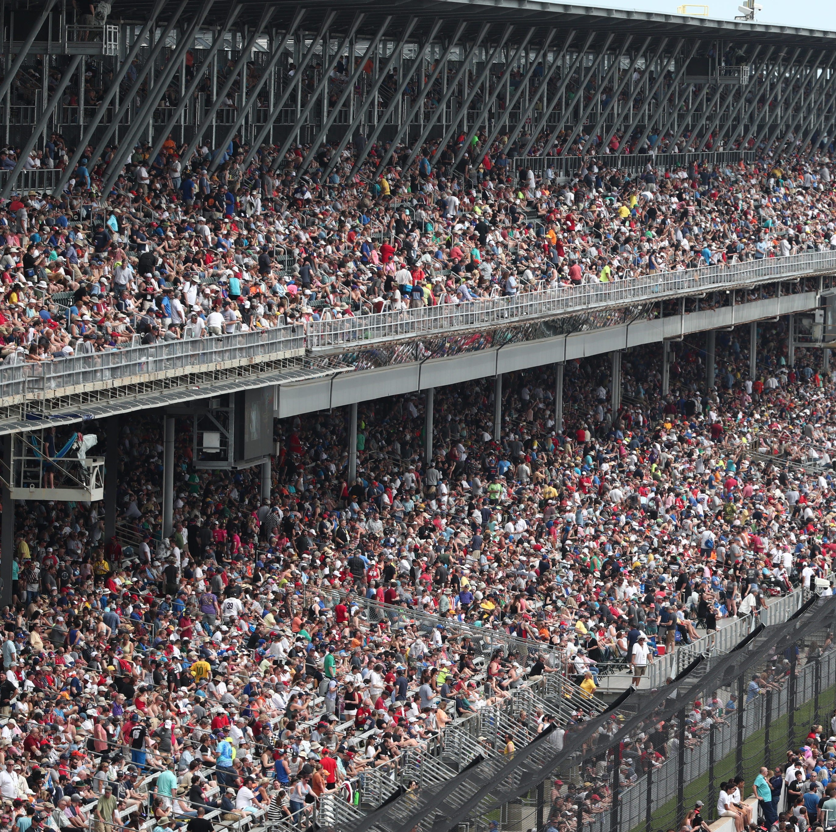 IMS President Doug Boles on Indy 500 attendance: 'Down from where we were in 2018'