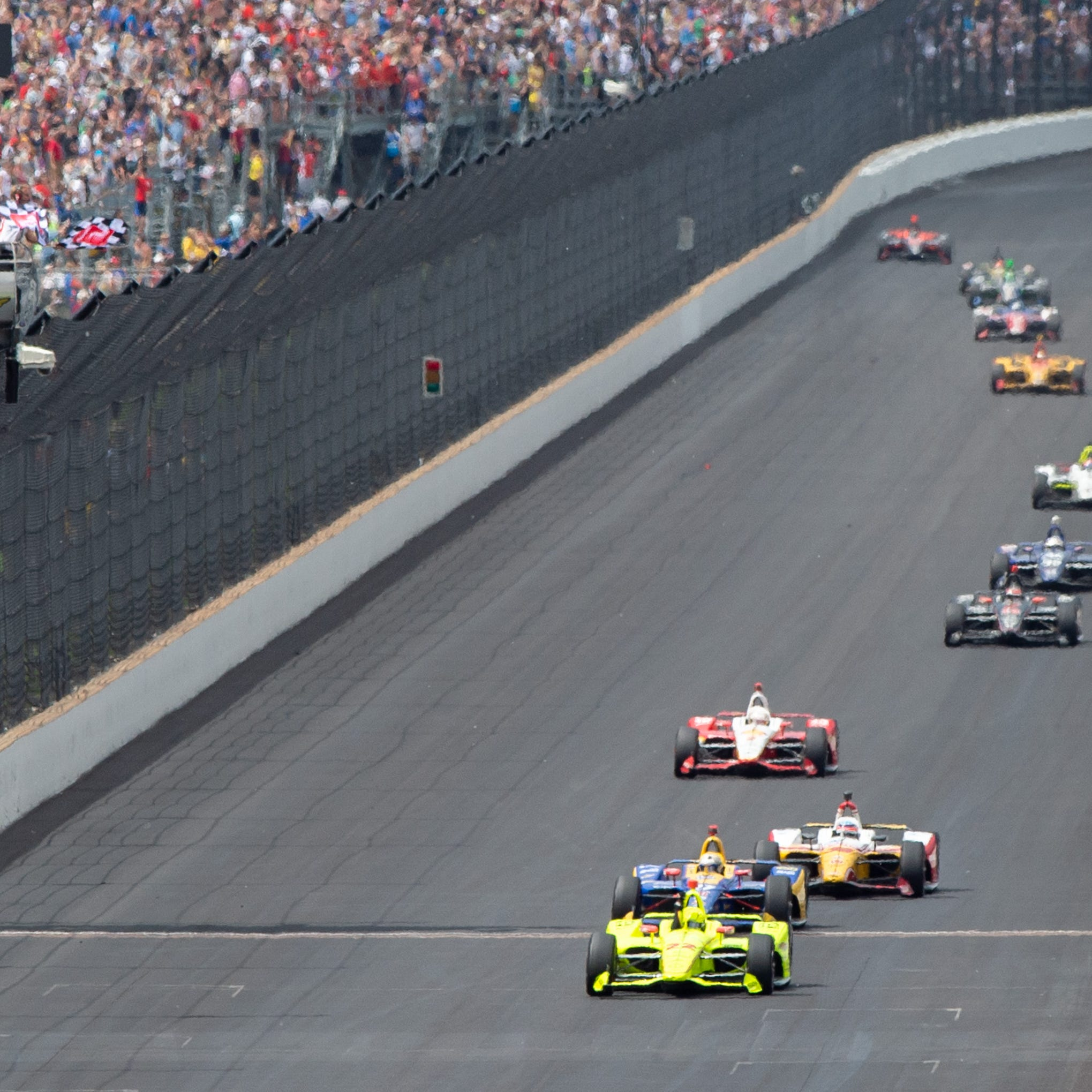 Insider: Simon Pagenaud out-battles Alexander Rossi in dramatic Indy 500 finish