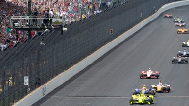 Indystar Indy 500 Schedule Results Events