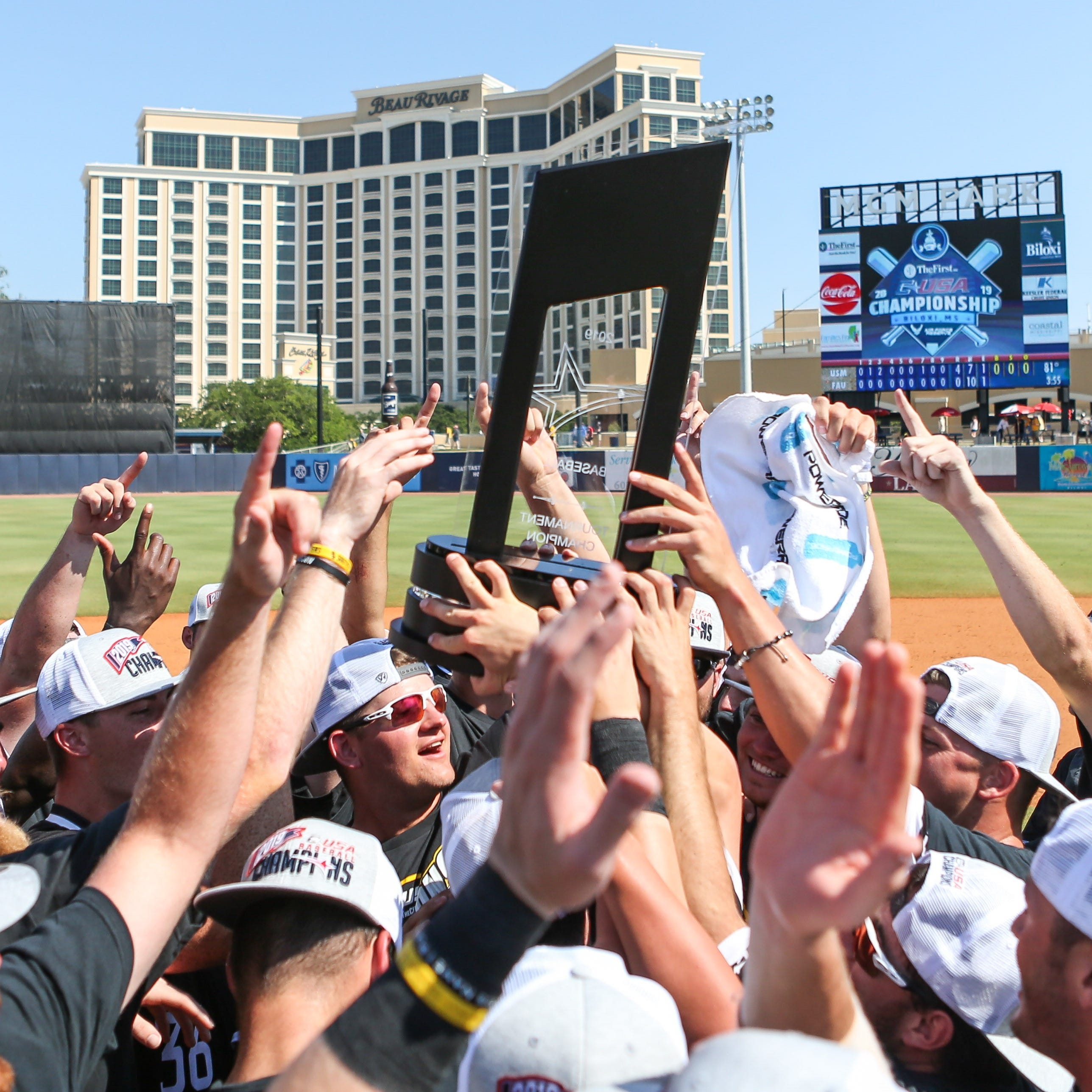 Southern Miss punches ticket to NCAA tourney by winning C-USA title